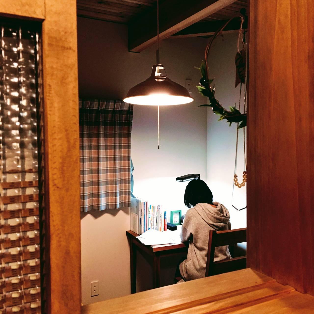 子供部屋【福山市の注文住宅なごみの工房】